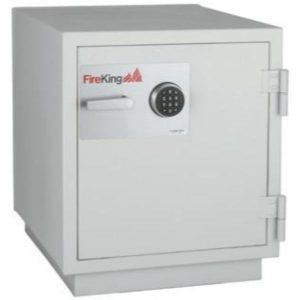 FireKing DM1413-3 UL-Certified Three-Hour Data Media Safe