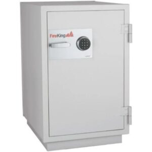 FireKing DM2513-3 UL-Certified Three-Hour Data Media Safe close door
