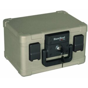 FireKing SS102 SureSeal Fire & Waterproof Chest