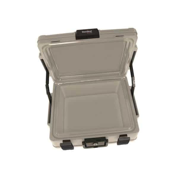 FireKing SS104 SureSeal 1 Hour Fire Case full open chest