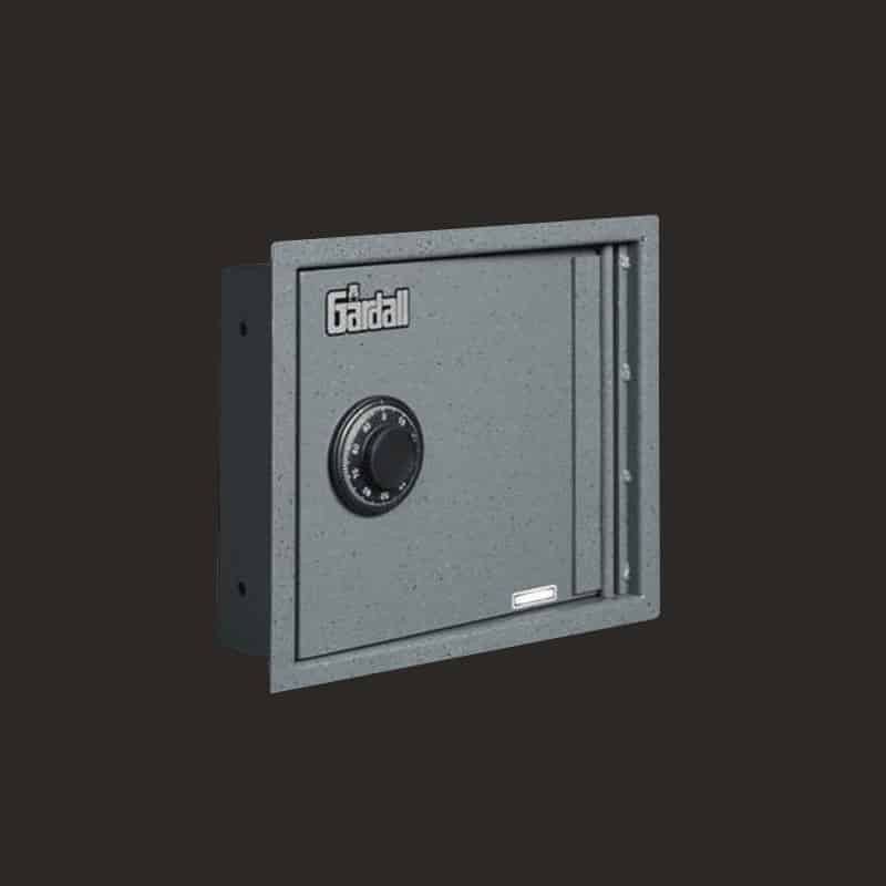 Concealed Wall-Mounted Safes